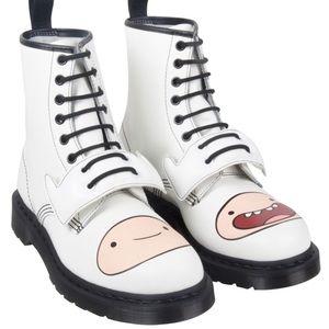 Dr. Martens Adventure Time Finn Boots